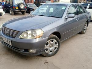 Toyota Mark II 2001 Gray   Cars for sale in Nairobi, Nairobi Central