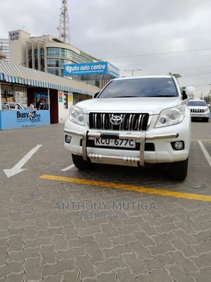 Toyota Land Cruiser Prado 2012 White | Cars for sale in Kiambu, Kiambu / Kiambu
