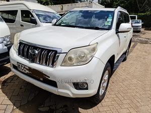 Toyota Land Cruiser Prado 2010 2.7 I White | Cars for sale in Nairobi, Nairobi Central