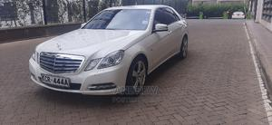 Mercedes-Benz E250 2011 White   Cars for sale in Nairobi, Nairobi Central