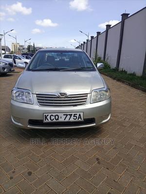 Toyota Corolla 2004 Silver   Cars for sale in Uasin Gishu, Eldoret CBD