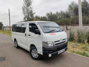 Toyota Hiace 7L 2009 Diesel Engine Automatic | Buses & Microbuses for sale in Nairobi, Nairobi Central