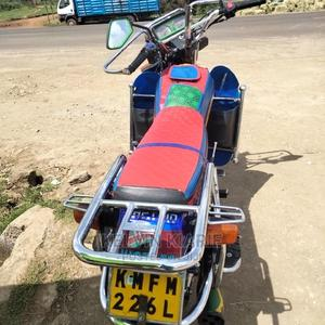 Captain CP175 2019 Blue   Motorcycles & Scooters for sale in Nyandarua, Weru