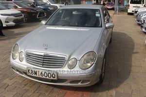 Mercedes-Benz E280 2006 Silver   Cars for sale in Nakuru, Nakuru Town East