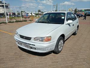Toyota Corolla 1997 White   Cars for sale in Uasin Gishu, Eldoret CBD