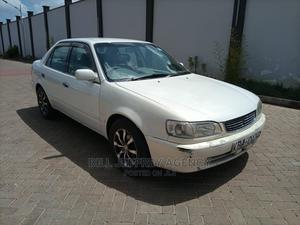 Toyota Corolla 2002 White   Cars for sale in Uasin Gishu, Eldoret CBD