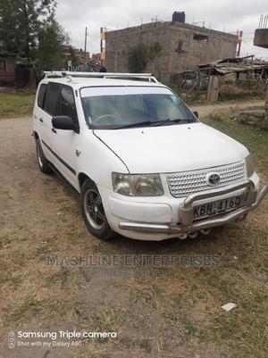 Toyota Succeed 2004 White   Cars for sale in Nairobi, Komarock