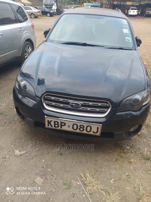 Subaru Outback 2004 Automatic Black | Cars for sale in Nairobi, Kasarani
