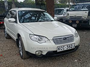 Subaru Outback 2008 2.5 Pearl   Cars for sale in Nairobi, Ridgeways