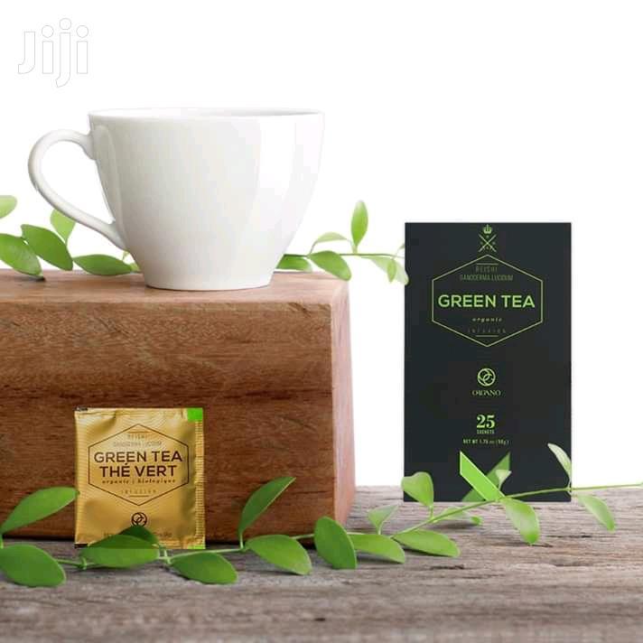 Archive: ORGANO Green Tea