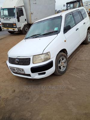 Toyota Succeed 2004 White   Cars for sale in Kiambu, Thika