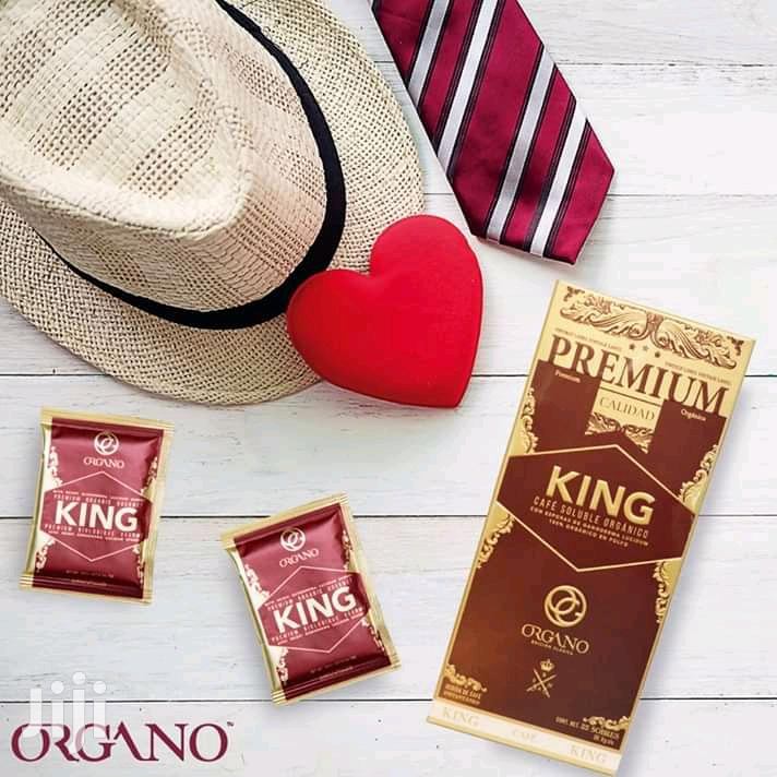Archive: ORGANO King Of Coffee