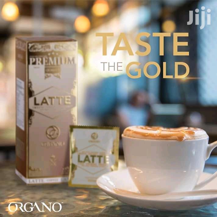 Archive: ORGANO Latte