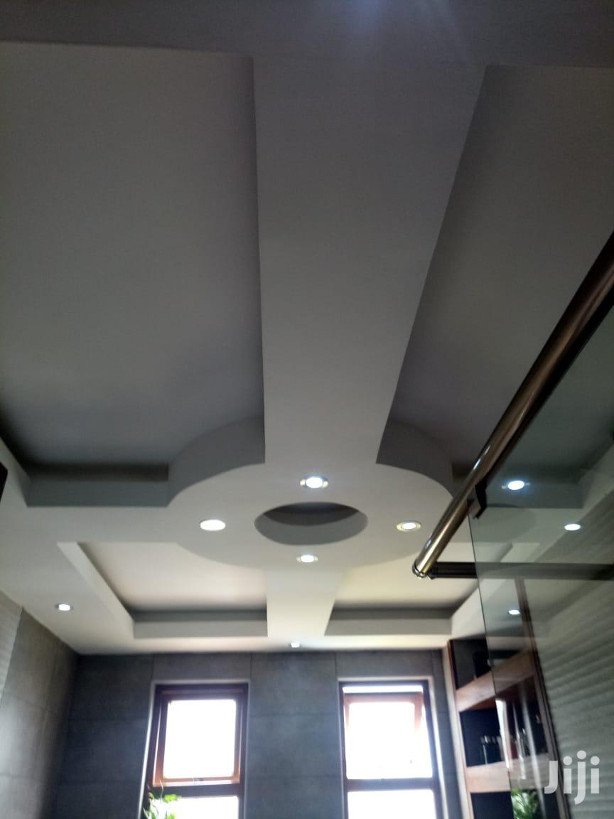 Gypsum Ceiling Designs | Building & Trades Services for sale in Nyali, Mombasa, Kenya