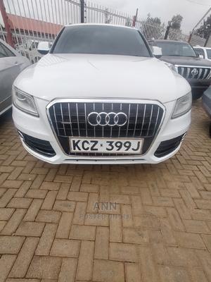 Audi Q5 2013 White | Cars for sale in Nairobi, Ridgeways
