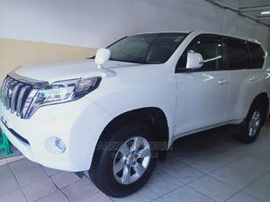 Toyota Land Cruiser Prado 2014 Off white   Cars for sale in Mombasa, Mombasa CBD
