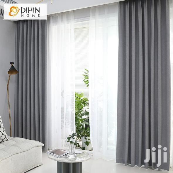 Archive: Heavy Linen Curtain
