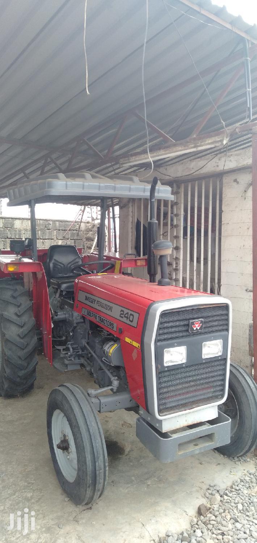 Massey Ferguson Tractor Mf240