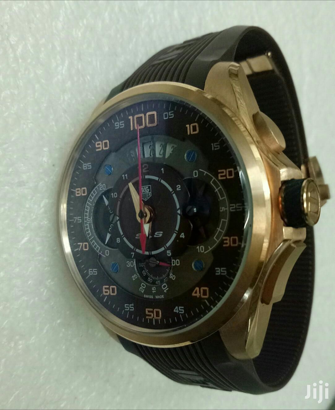 Mercedes-Benz Gold Watch | Watches for sale in Nairobi Central, Nairobi, Kenya