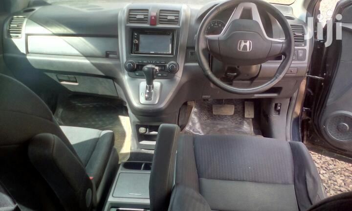 Archive: Honda CR-V 2007 Black