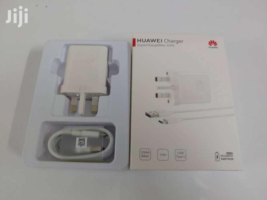 Archive: HUAWEI SUPER FAST Charger Adapter+Type-c Cable For Nova 3i Nova 2 3