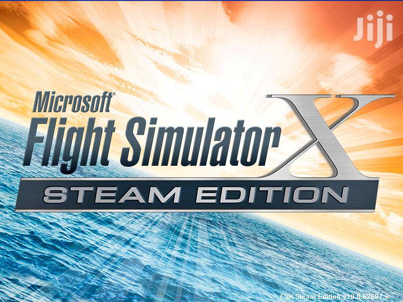 Microsoft Flight Simulator X And Steam Edition | Video Games for sale in Nairobi Central, Nairobi, Kenya