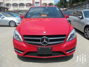 New Mercedes-Benz B-Class 2012 Red | Cars for sale in Mombasa, Mvita