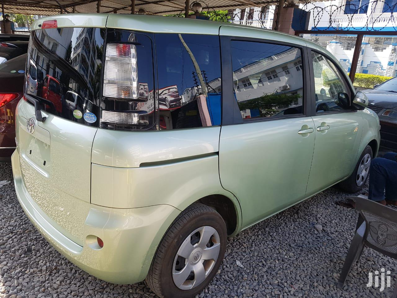 Toyota Sienta 2012 Green   Cars for sale in Shimanzi/Ganjoni, Mombasa, Kenya