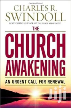 The Church Awakening-charles Swindoll   Books & Games for sale in Nairobi, Nairobi Central
