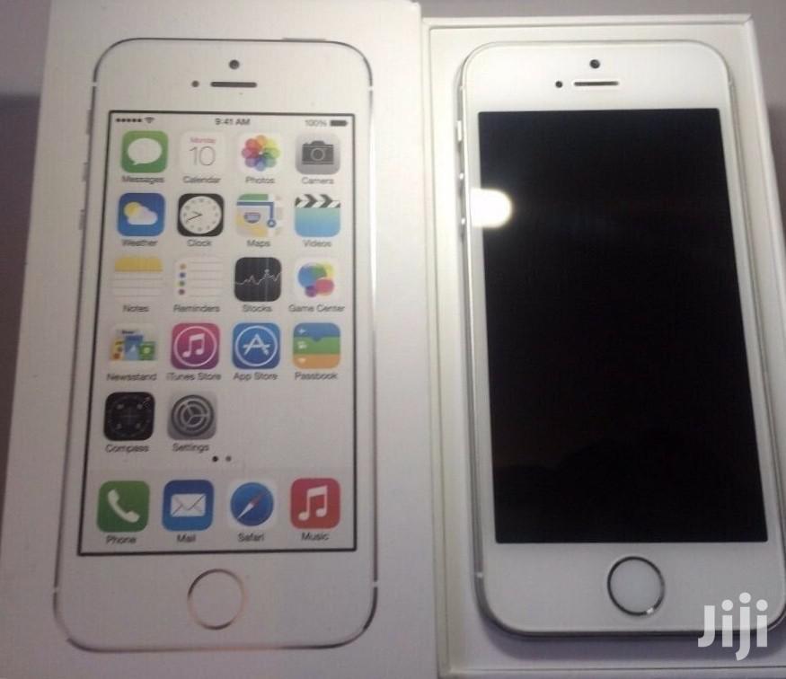 New Apple iPhone 5s 32 GB Silver | Mobile Phones for sale in Nairobi Central, Nairobi, Kenya