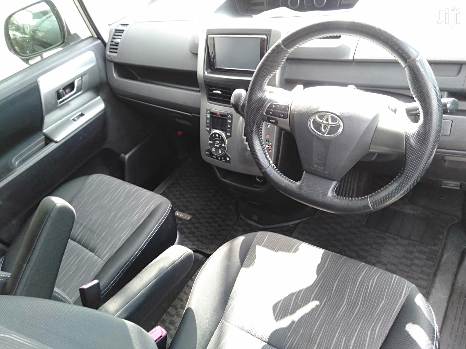 Toyota Voxy 2012 White   Cars for sale in Mvita, Mombasa, Kenya