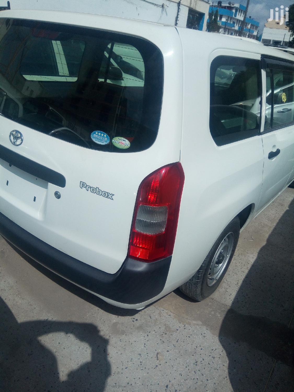Archive: New Toyota Probox 2012 White