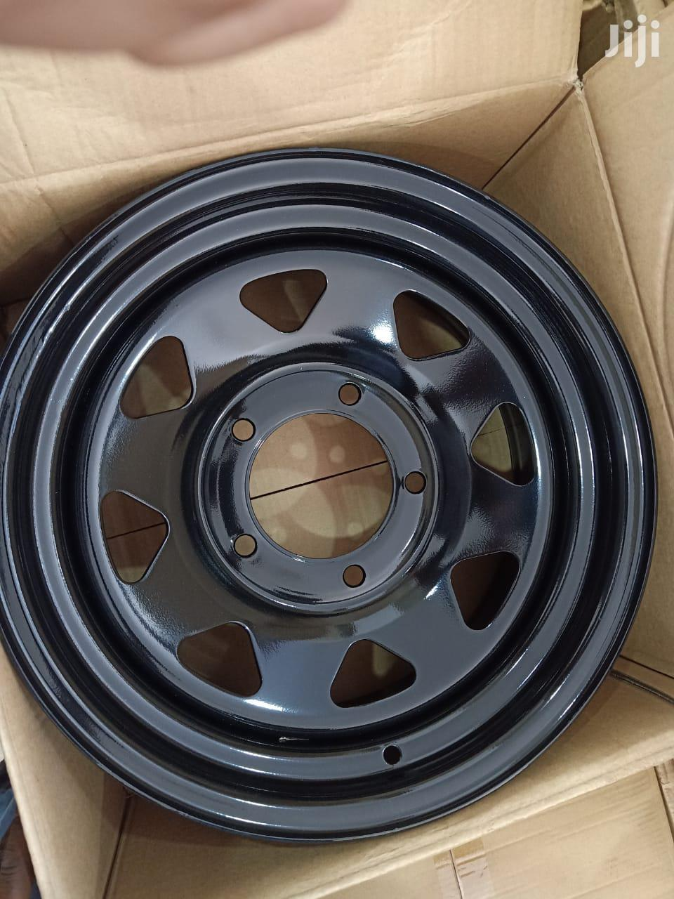 Archive: Land Cruiser 16 Rims