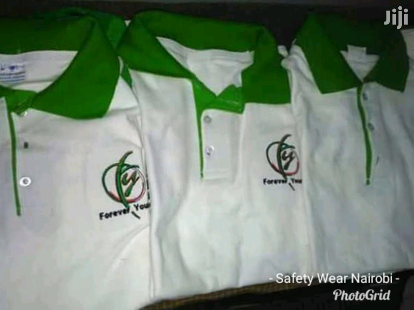 Archive: Branded Polo T-shirt