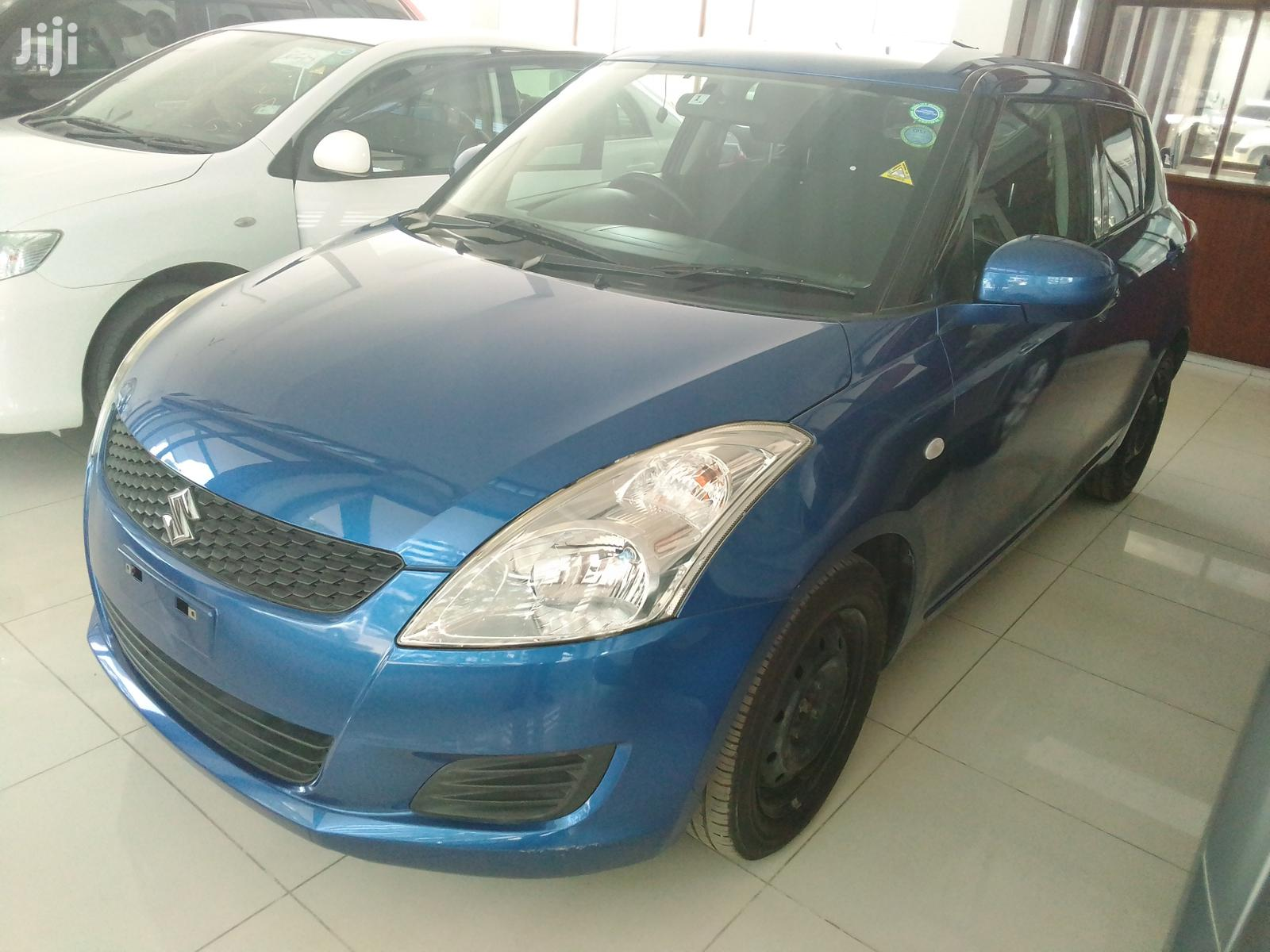 New Suzuki Swift 2012 1.4 Blue | Cars for sale in Moi Avenue, Mombasa, Kenya
