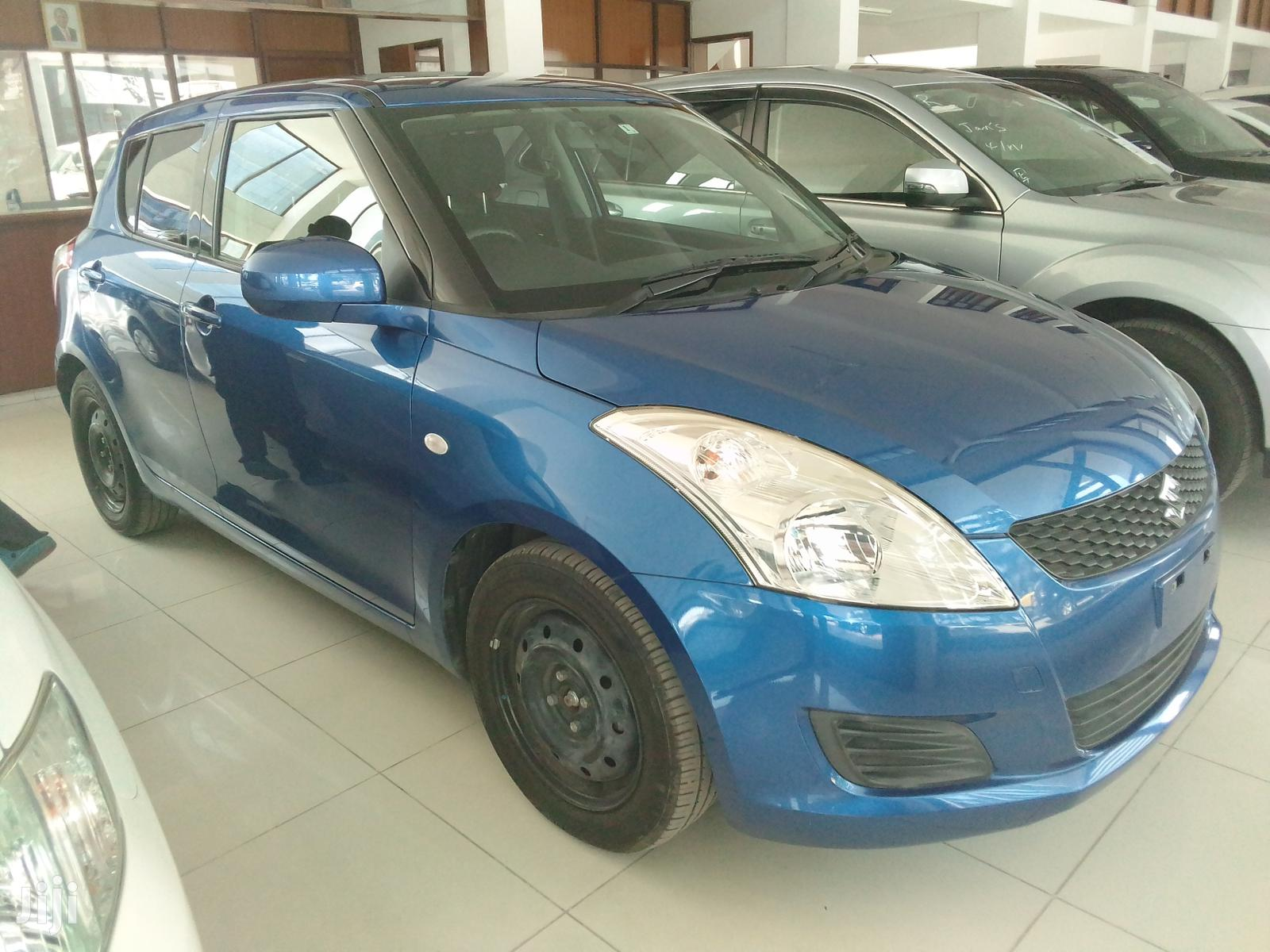 New Suzuki Swift 2012 1.4 Blue