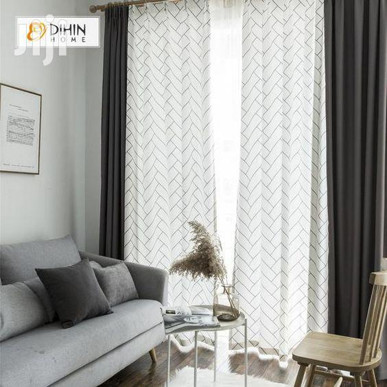 Curtains and Sheers