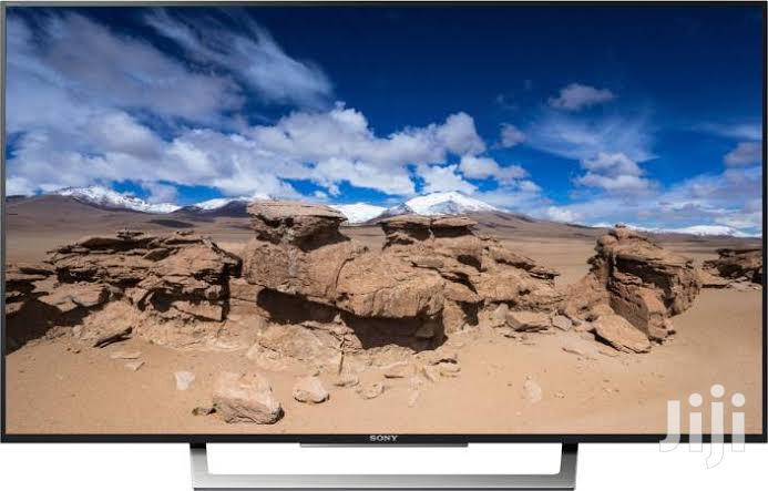 Archive: SONY Inch 4K Hdr Android With Voice Control Remote Smart LED TV
