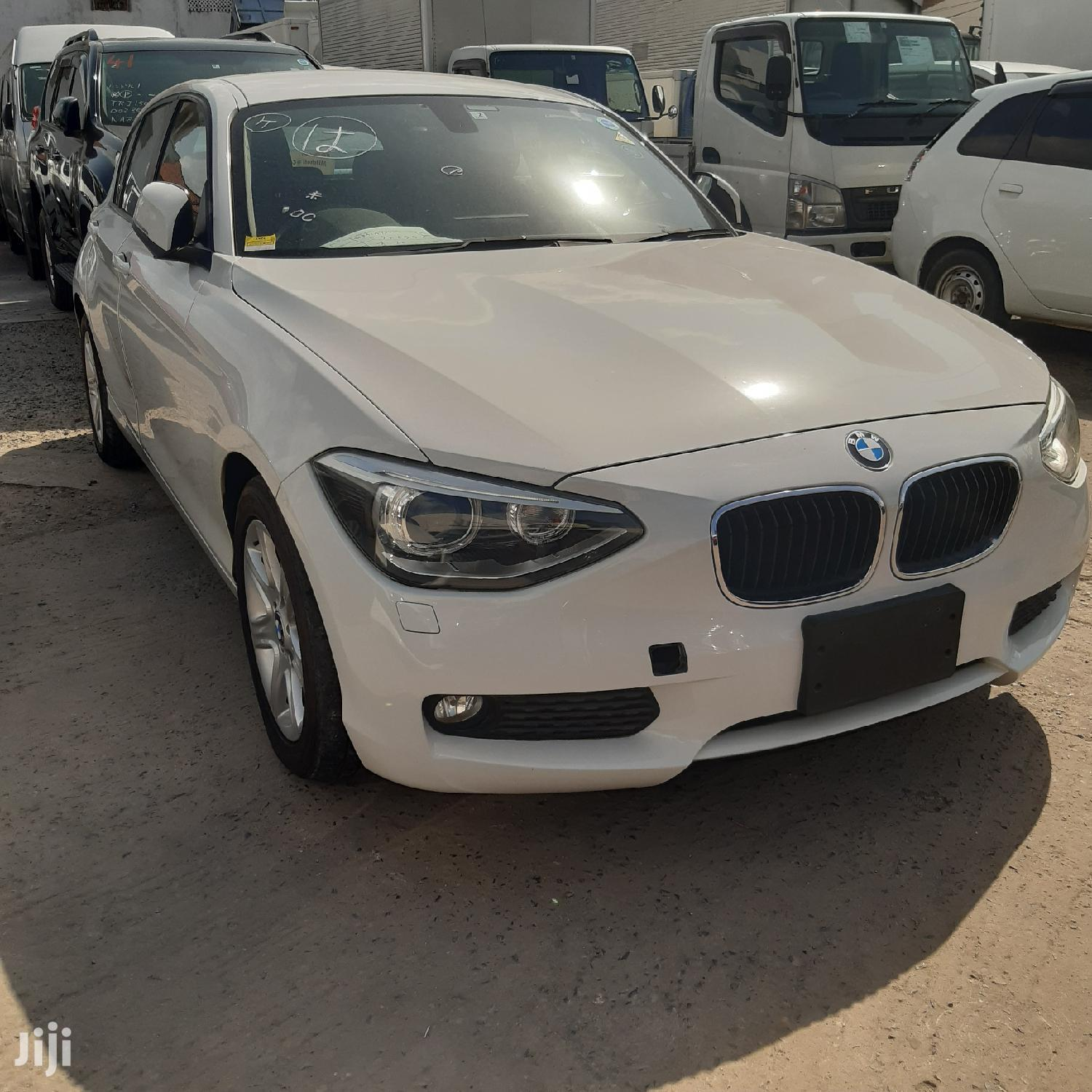 Archive: BMW 116i 2012 White