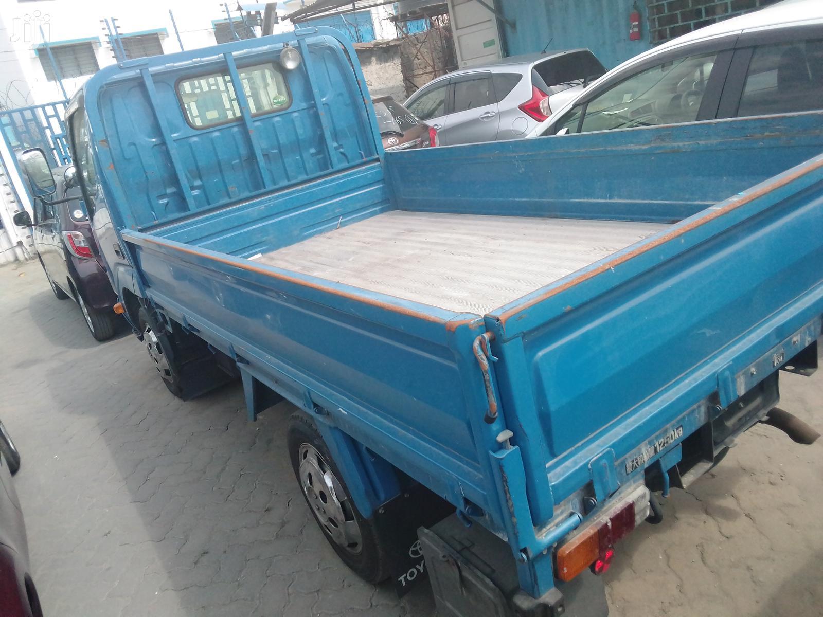 New Toyota Dyna 2012 Blue | Trucks & Trailers for sale in Shimanzi/Ganjoni, Mombasa, Kenya