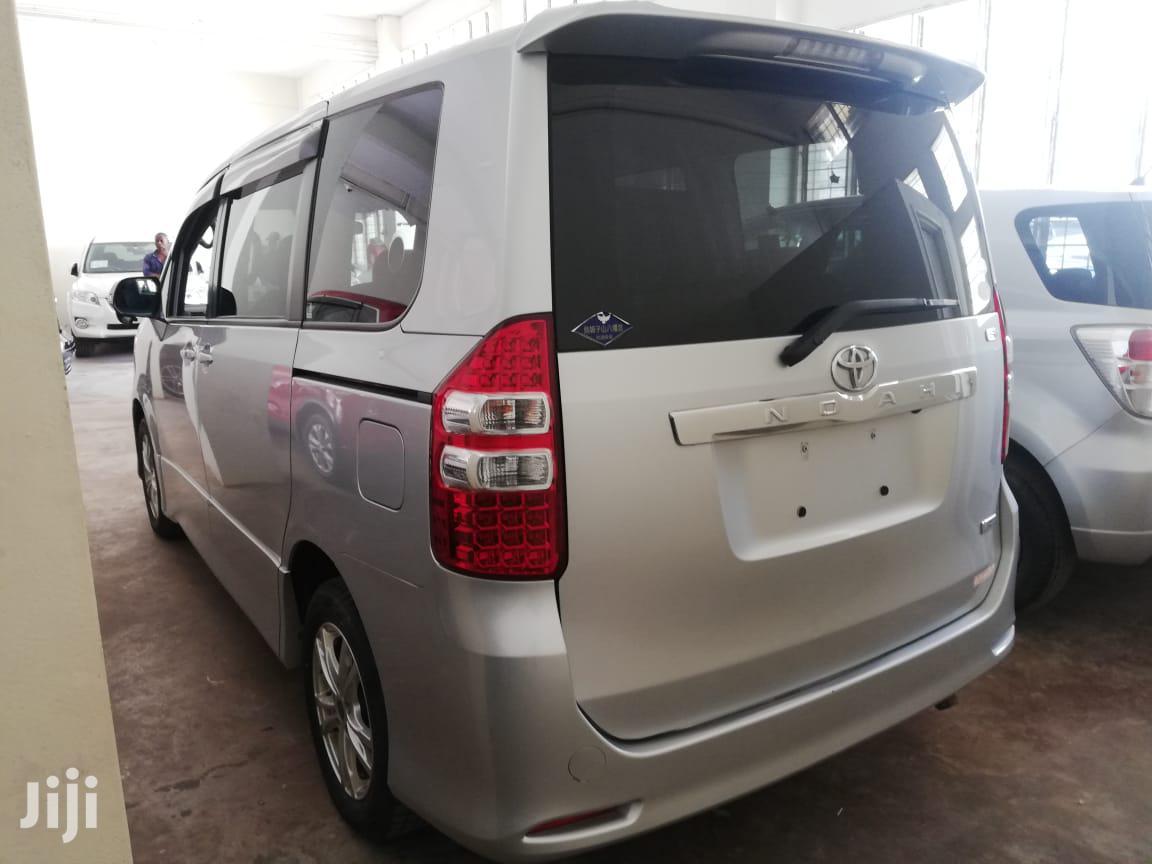 Toyota Noah 2012 Silver | Buses & Microbuses for sale in Mvita, Mombasa, Kenya