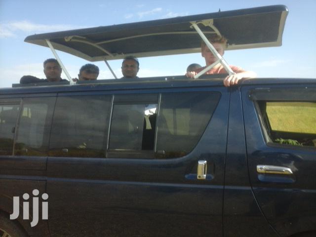 Archive: Tour Van For Hire
