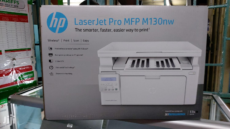 Hp Laserjet Pro Mfp M130nw Printer in Nairobi Central - Printers ...
