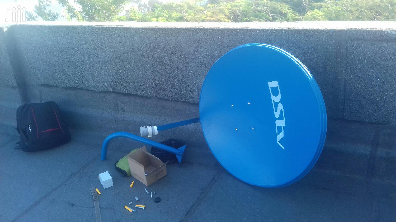 Dstv, Gotv, Zuku, Azam, Startimes, Arabsat & Free To Air Installer