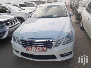 New Mercedes-Benz E250 2012 White | Cars for sale in Mombasa, Mvita