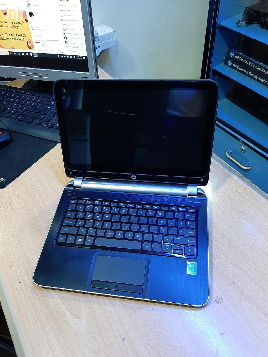 Archive: Hp Core I3 Touch 210 At 20k