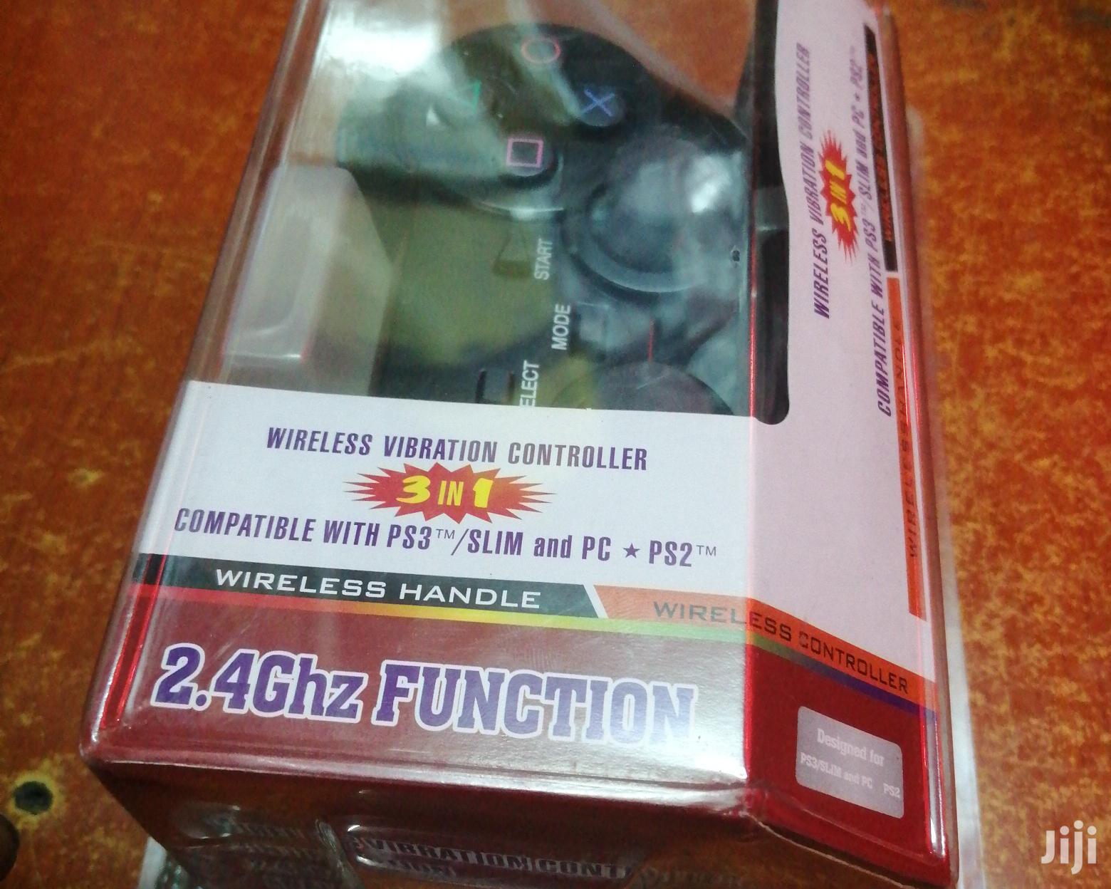 3 In 1 Wireless Gamepads