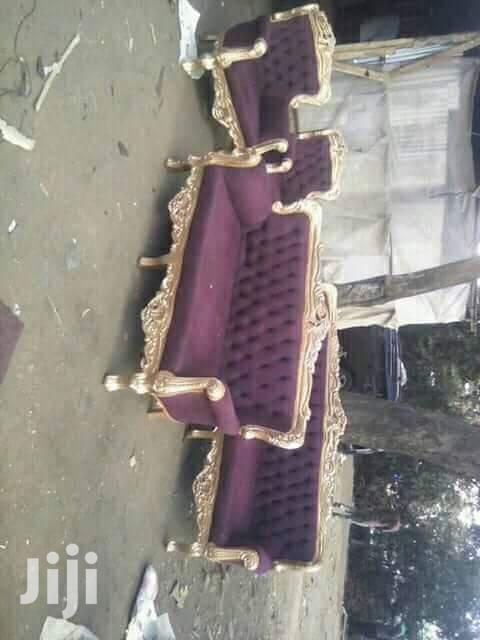 Archive: Pure Mahogany Antique 7seater