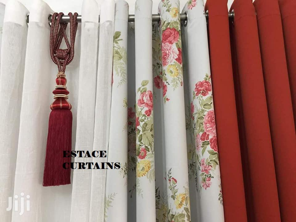 Curtains And Sheers   Home Accessories for sale in Nairobi Central, Nairobi, Kenya