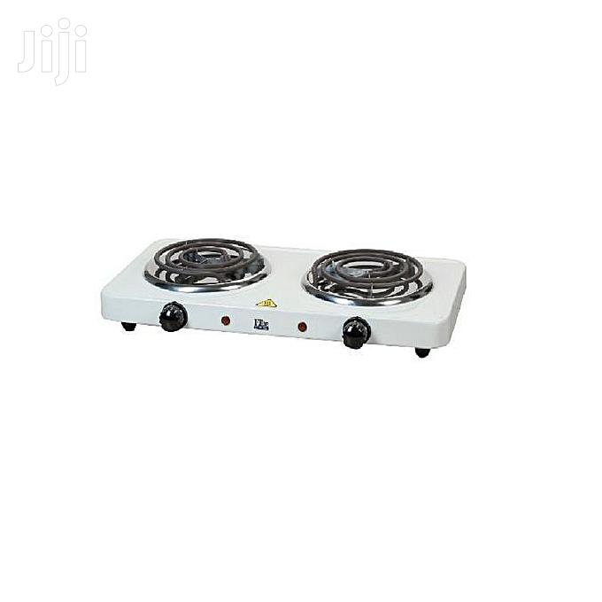 Double Electric Hotplate Cooker